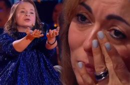 12-летняя девочка, исполнив песню Пугачевой, заставила всех в зале рыдать. Я и сама, признаться, всплакнула…