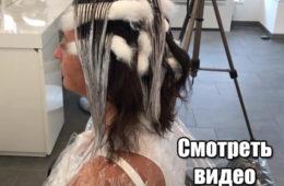 Парикмахер вставил вату девушке в волосы . Из этого вышло ультрамодное окрашивание! ВИДЕО