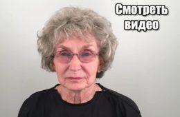 Женщина осталась без мужа, сейчас ей 76 лет и внуки отправили ее к стилисту… ВИДЕО