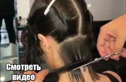 Дамочка попросила мастера подстричь ее  «на свой вкус», но такой причёски она не ожидала! ВИДЕО