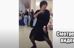 Танец женщины на казахской свадьбе стал хитом соцсетей! ВИДЕО
