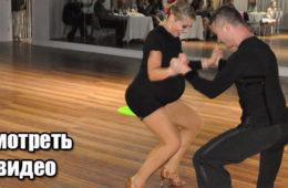 Беременность на 35 неделе и потрясающая сальса! Такого танца Вы еще не видели! Видео