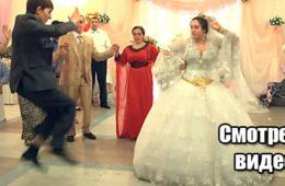 Девушка не танцует, а летает! Цыганская свадьба: танец с невестой. ВИДЕО