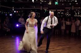 Отец и дочь отожгли на ее свадьбе так, что гости только это и обсуждали!